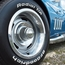 Corvette C3 Rallye Wheel Set 1969-1982 (15 x 8) - O.E.M. - click to enlarge