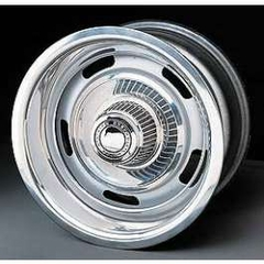 Corvette C3 Rallye Wheel Set 1969-1982 (15 x 8) - O.E.M.