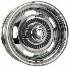 Corvette C3 Rallye Wheel Set 1969-1982 (15 x 8) - Replacement