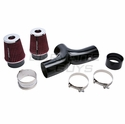Corvette C5 Cold Air Intake - Black (01-04 C5) - Stack Racing CAI-C01