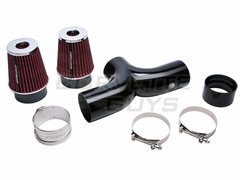 Corvette C5 Cold Air Intake - Black (97-00 C5)