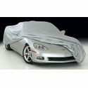 Corvette Car Cover - Intro-Guard  w/ C6 Emblem (05-13 C6 / Z06 / ZR1 / Grand Sport