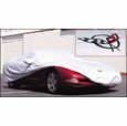 Corvette Car Cover - Intro-Guard with C5 Emblem (97-04 C5)