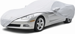 Corvette Car Cover - Silver Guard Plus (05-13 C6)