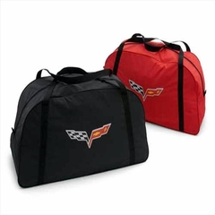 Corvette Car Cover Storage Bag w/ Emblem : 2005-2013 C6