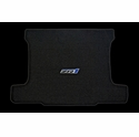 Corvette Cargo Mat Rear with ZR1 Emblem : 2009-2013 ZR1