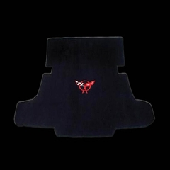 Corvette Cargo Mat Velourtex - Convertible : 1998-2004 C5
