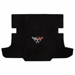 Corvette Cargo Mat Velourtex - Coupe : 1997-2004 C5