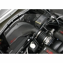 Corvette Cold Air Intake System - Hurricane Black (05-07 C6 LS2)