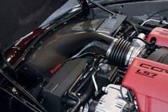 Corvette Cold Air Intake System - Hurricane Black (06-13 C6 Z06 LS7 / 08-13 C6 LS3)