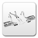 Corvette Complete Exhaust Kits