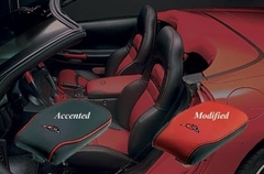 Corvette Console Cushion - Modified : 1997-2004 C5 & Z06