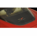 Corvette Coupe Rear Cargo Shade - Black (05-13 C6/Z06/ZR1/Grand Sport)
