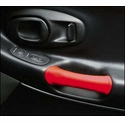 Corvette Door Handle Accent - Leather (97-04 C5 / C5 Z06)