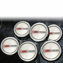 Corvette Engine Cap Set Executive Series : 2002-04 C5 Z06 405HP