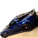 Corvette EXTENDED Side Skirt & Mud Flaps - Carbon Fiber 2006-2013 Z06, Grand Sport, ZR1