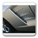 Corvette Exterior Trim Accessories