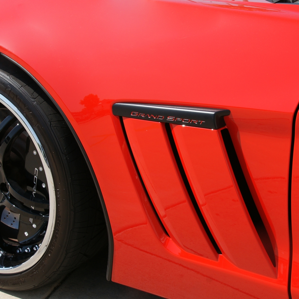 2010 Corvette Grand Sport Supercharged For Sale At