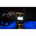 Corvette Footwell LED Lighting Kit : 1997-2004 C5 & Z06