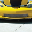 Corvette Front Grille - Polished Billet Aluminum 2006-2013 Z06, Grand Sport & ZR1