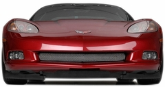 Corvette Front Replacement Spoiler : 2005-2013 C6