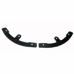 Corvette Front Spoiler Reinforcement 2 Pc. Kit (97-04 C5 & C5 Z06)