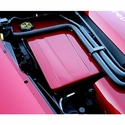 Corvette Fuse Box Cover - Smoothie Finish - Body Color Painted : 2014 C7
