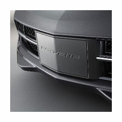 C7 Corvette GM Front License Plate Holder