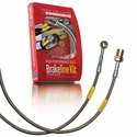 Corvette Goodridge G-Stop Brake Lines - Stainless Steel (Set) 1963-1967 C2