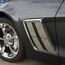 Corvette Grand Sport Fender Pillar Accent Stainless Steel : 2010-2013 Grand Sport