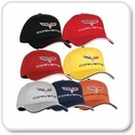Corvette Hats, Caps, and Visors