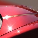 Corvette Hood Stripes / Decals : 2005-2013 C6