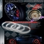 Corvette Illuminated LED Wheel Rings - click to enlarge