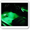 Corvette Interior Lighting