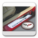 Corvette Interior Trim Accessories