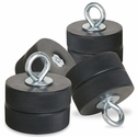 Corvette Jacking Lift Puck - Heavy Duty (Set of 4) : 2006-2013 C6, Grand Sport & Ground Effects