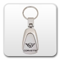 Corvette Key Chains