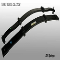 Corvette Leaf Spring - GM Z51 Rear only : 1997-2004 C5 & Z06