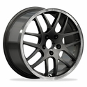 Corvette LG-GT2 Wheels Set - 18x9 / 19x10.5 - 2005-2013 C6
