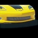 Corvette Lower Front Grille - Billet Aluminum Polished : 2006-2013 Z06 & Grand Sport