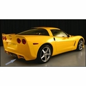 Corvette Lower Rear Valance (05-13 C6,Z06,Grand Sport)