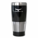 Corvette Mug - Carbon Fiber Bottom with C6 Logo (05-12 C6) -  RS650