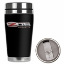 Corvette - Neoprene Wetsuit Travel Mug - C6 Z06 Logo : 2005-2013 C6 Z06 - Mugzie gm178