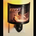 Corvette Night Light with ZR1 Logo (09-12 C6 ZR1)
