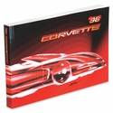 Corvette Owner's Manual GM (1998 C5 / C5 Z06)
