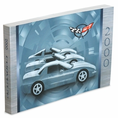 Corvette Owner's Manual GM (2000 C5 / C5 Z06)