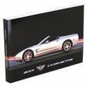 Corvette Owner's Manual GM (2001 C5 / C5 Z06)