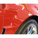 Corvette Paint Protection - Cleartastic Plus Wide-Body Rear Fender 2 Pc. Kit (2006-2013 Z06,ZR1,Grand Sport)