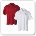 Corvette Polo Shirts