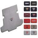 Corvette Rear Cargo Mat - Coupe : 1997-2004 C5